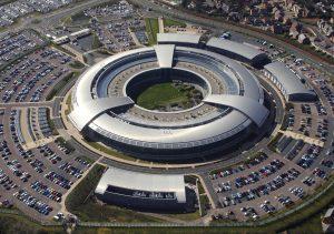 GCHQ at Cheltenham, Gloucestershire