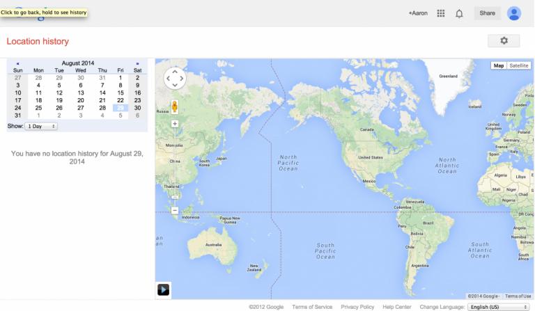 Searchlock Google Tracks You